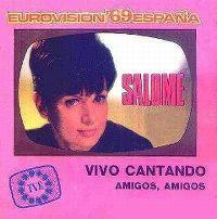 Cover Salomé [ES] - Vivo cantando